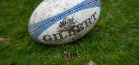 Ruime zege en koppositie voor rugbyvrouwen