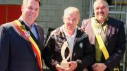 Jos Van Espen krijgt prijs voor Sportverdienste