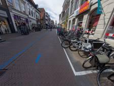 Foutgeparkeerde fietsen mogen nog een maandje langer blijven staan in Kampen