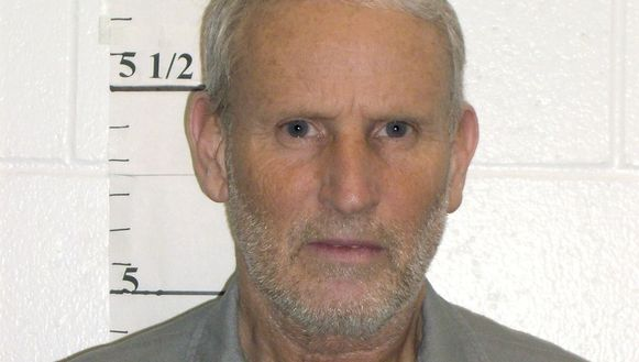 De ter dood veroordeelde William Rousan.
