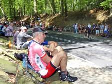 Tocht voor toerfietsers bij NK wielrennen