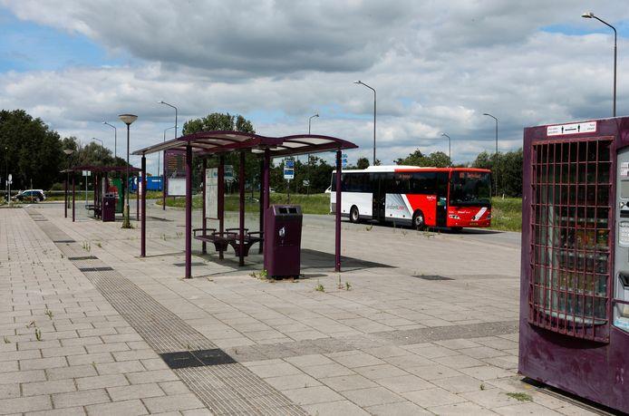 Altena ziet het wel zitten om de knooppunten, waar onder halte Tol in Sleeuwijk, te vergroten en te verbeteren.