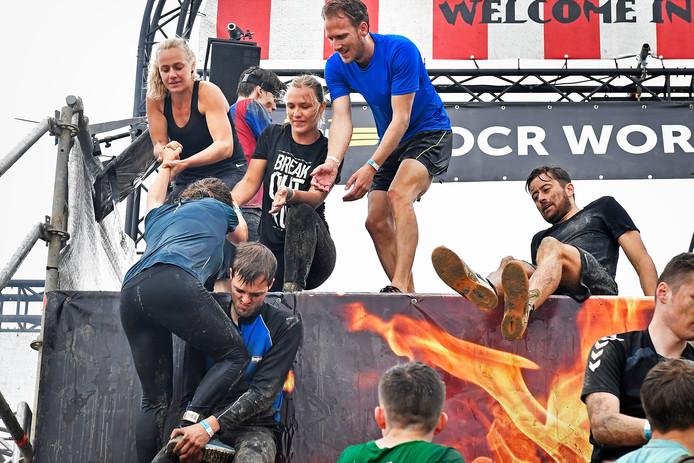 Wijchen/Nederland:StrongViking Run BerendonckDgfotofoto: Bert Beelen