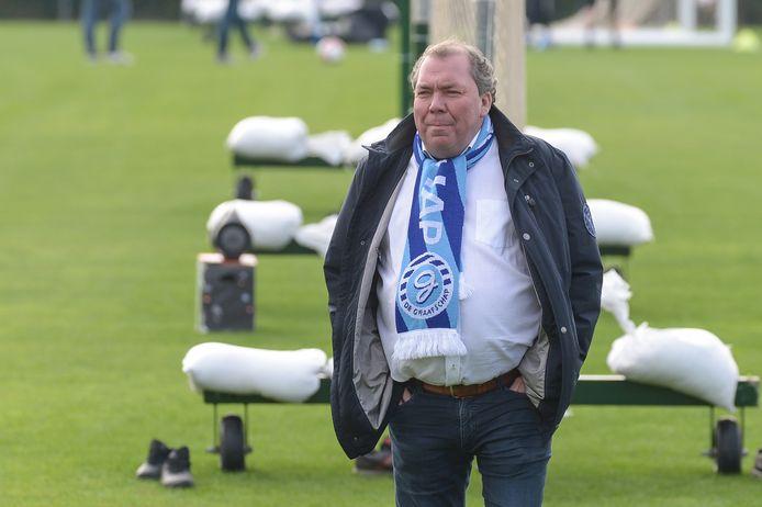 Hans Martijn Ostendorp, algemeen directeur van De Graafschap, bemiddelde de afgelopen dagen bij FC Dinxperlo.