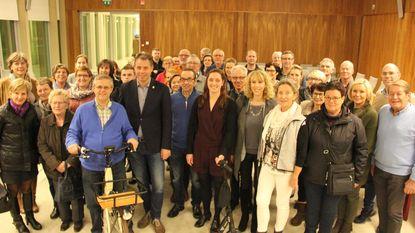 Dirk en Katrien hoofdwinnaars 'Wie naar de winkel fietst wint'