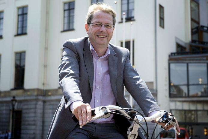 Frits Lintmeijer, formateur in Helmond.