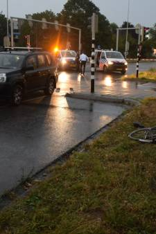 Ernstig ongeluk: auto rijdt fietser aan in Nijmegen