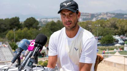 """Nadal bekritiseert aanduiding van Wimbledon-reekshoofden: """"Niet correct"""""""