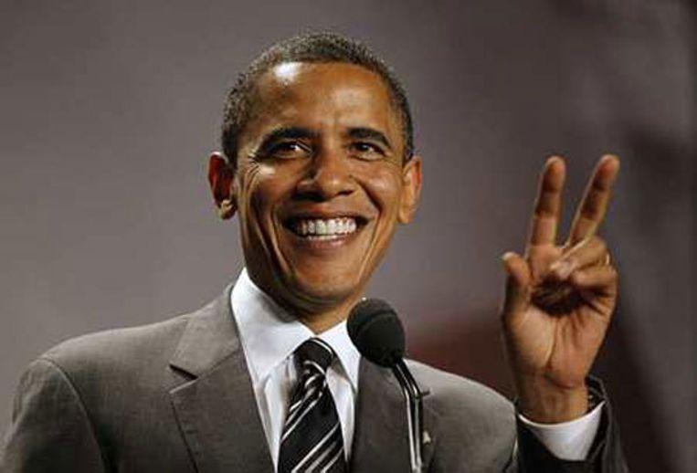 Barack Obama zal nog deze maand Europa bezoeken. Foto AP/Jae C. Hong Beeld