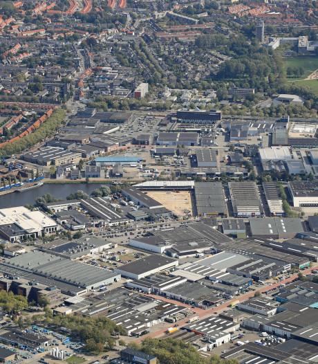 Actie illegale handel op bedrijventerrein De Hurk in Eindhoven