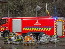 La zone de secours VHP fait don de 450 tenues de pompiers à la Province de Liège