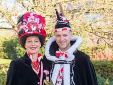 Noud en Yvon van Beek prinsenpaar Westerhoven