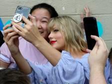 Taylor Swift verschijnt opeens in Nashville bij megavlinder