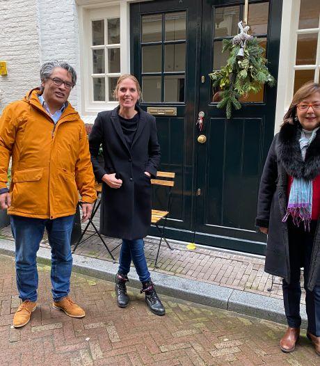 Ambassadeur Colakovic leerde door lockdown een ander Den Haag kennen: 'Ik had nog nooit gefietst'