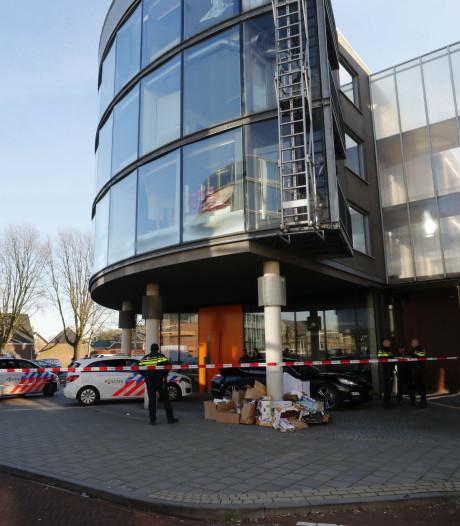 Advocaat lichtgewond na steekpartij op kantoor in Eindhoven