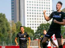 Beukema opent doelpuntenbal GA Eagles: 'Deze was knap lelijk'