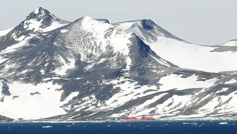 Antarctica. Beeld epa