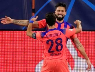 De Grote Giroud-show: Fransman schrijft geschiedenis met 4 goals tegen Sevilla