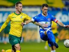 Thomas Lam scoort voor PEC Zwolle - en hoe! Maar het is niet genoeg tegen Fortuna