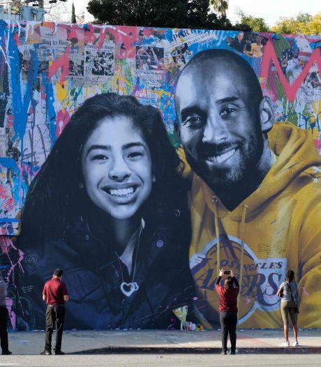 Kobe Bryant en dochter Gianna in beslotenheid begraven