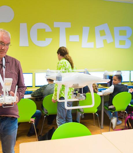 ICT Lab van Cortenbosch maakt informatica sexy