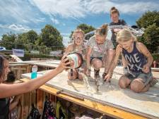 Speeltuin Kindervreugd in Alphen dicht omdat speeltoestellen gloeiend heet worden
