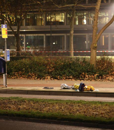 Vrouw met snijwonden in bushalte Zwolle: politie geeft opheldering