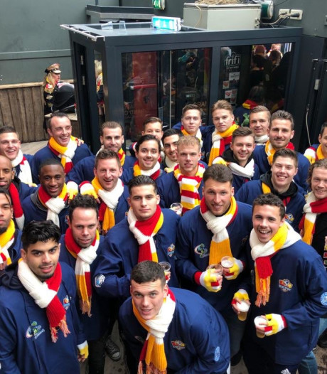 Ook voetballers van Brabantse clubs storten zich in het feestgedruis: zo vieren zij carnaval
