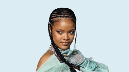 Rihanna maakt haar imperium nog groter: ze lanceert nu ook een skincaremerk