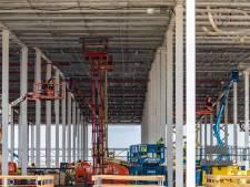 Nieuwe distributiecentrum in Lelystad van modereus Inditex opent in mei