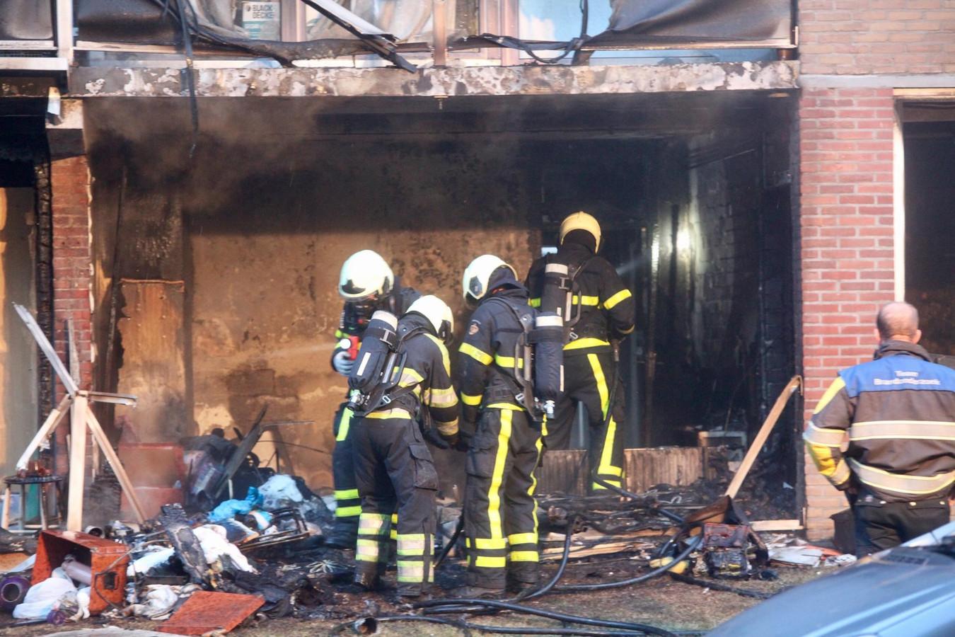 Opnieuw brand bij aangehouden verwarde vrouw in Oosterhout ...