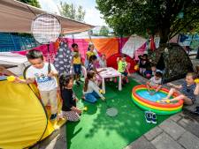 Toch kamperen, maar dan op de buitenschoolse opvang: 'Veel kinderen gaan dit jaar niet op vakantie'