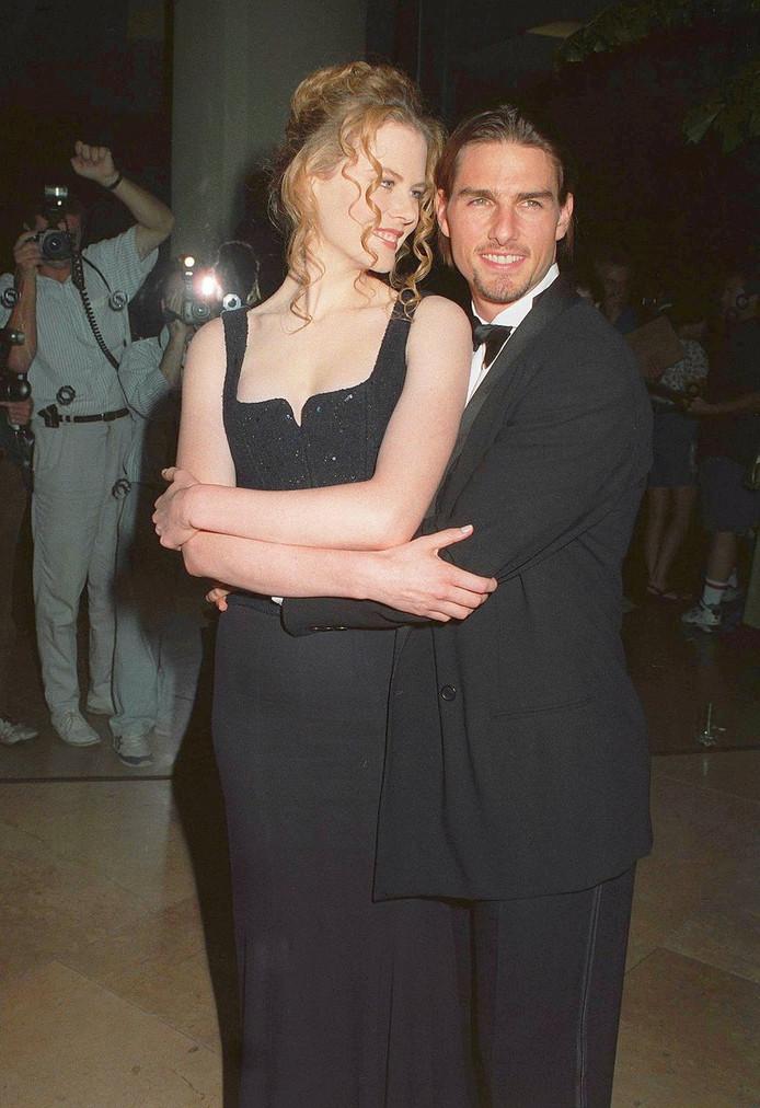 Nicole Kidman Over Cruise We Waren Als Brangelina Sterren Ad Nl