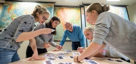 NK GEObattle in Hengelo met basisscholen uit Borne en Losser