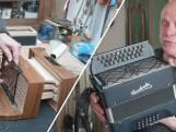 Frans van der Aa: 'Mijn accordeons gaan de hele wereld over'