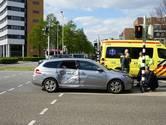 Stadsbus knalt op auto in Nijmegen