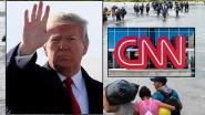 """CNN weigert """"racistisch"""" Trump-spotje uit te zenden"""