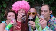 Dit was de Flemish Beer Run: in discoplunje joggen én bieren proeven