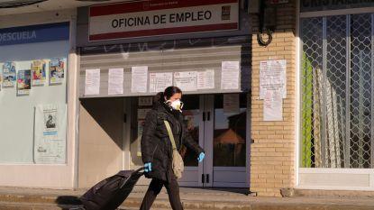 LIVE.  Coronacrisis kost honderdduizenden Spanjaarden hun baan - Extra controles voor wie naar de kust wil - Zeker twee miljard euro omzetverlies voor Belgische reissector