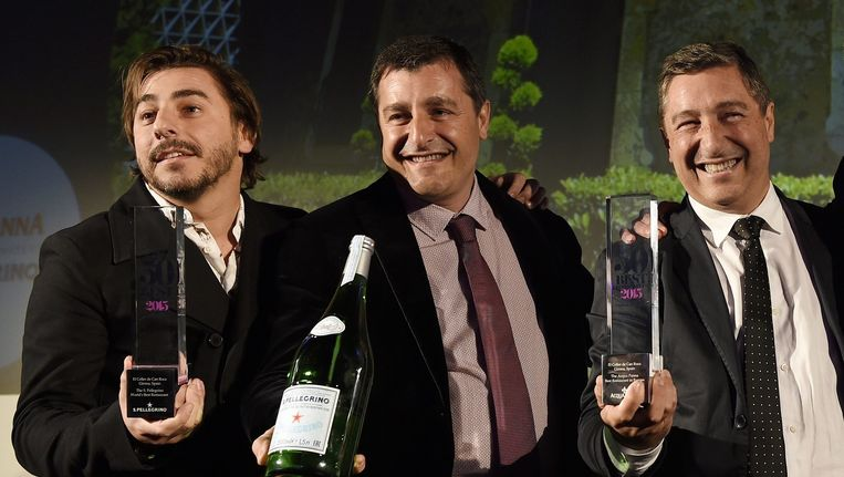 El Celler de Can Roca, van de broers Jordi, Joan en Joseph Roca, in Girona werd dit jaar verkozen tot het beste restaurant ter wereld.