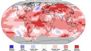 """2020 wellicht warmste jaar ooit"""