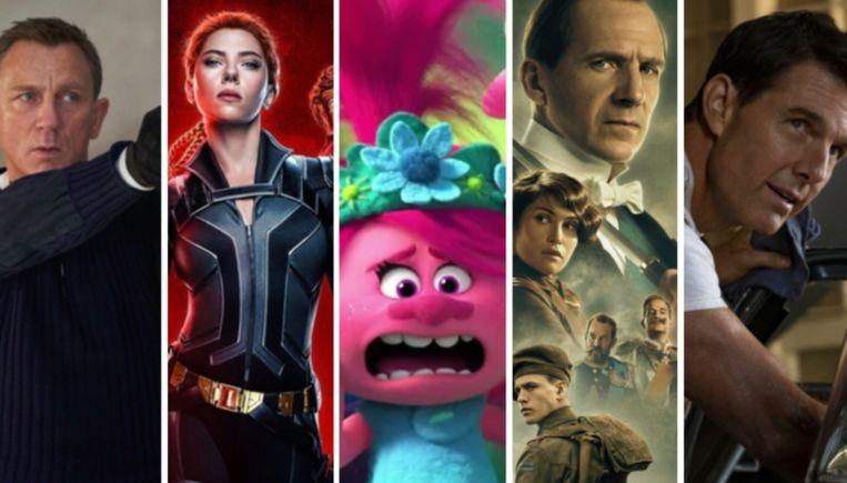 Deze films verschijnen zeker nog in 2020