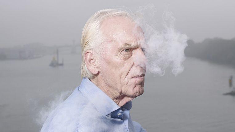 Leo Beenhakker. Beeld Jouk Oosterhof