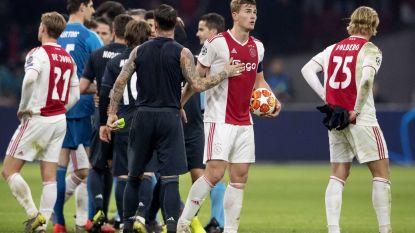 Ajax verliest na sterke partij en afgekeurde goal, Real komt op een diefje winnen in de ArenA