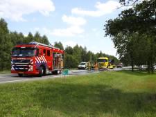 N35 bij Heino korte tijd dicht na ongeluk
