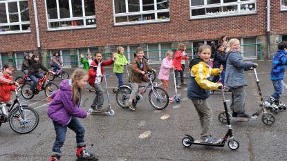 Pastoor Tilemanstraat wordt een week lang een schoolstraat
