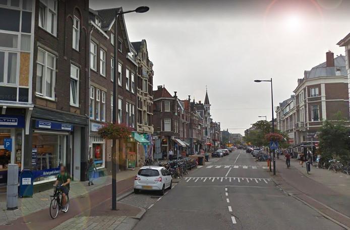 Het jongste conflict tussen huurders en Van Hooijdonk speelt zich af in de Nachtegaalstraat.