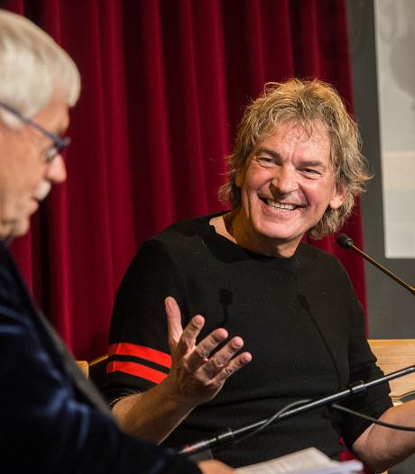 Matthijs van Nieuwkerk bij Spraakvermaak: 'In december maak ik het bekend'