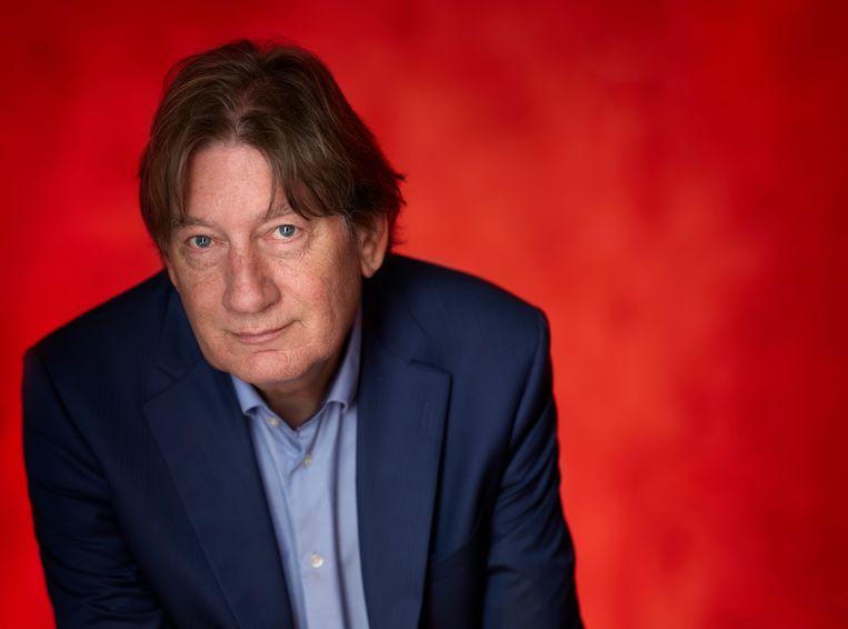 Rob de Wijk Beeld Mark Kohn