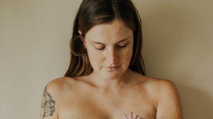 Van flubberbuikjes tot huilen op de wc: kersverse mama's delen eerlijke foto's